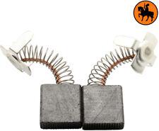 Carbon Brushes for Hitachi Polisher SAH-230 - 0.28x0.67x0.67''