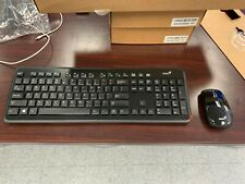SlimStar i8050 Wireless Keyboard and Mouse Combo