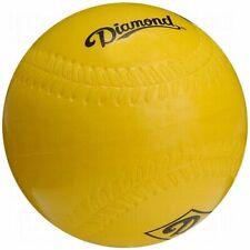 Dozen Diamond 12 inch Lightweight Foam Softball Size Practice Softballs Dfb-12