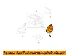 GM OEM Sound System Audio Stereo-Front Door Speaker 25853013