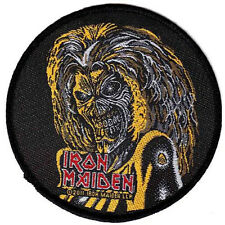 IRON MAIDEN - Patch Aufnäher - Killers face 9x9cm