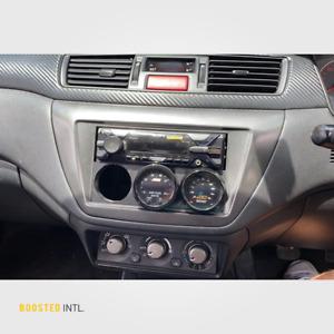 Mitsubishi Evolution 8/9 Single-Din Gauge Holder