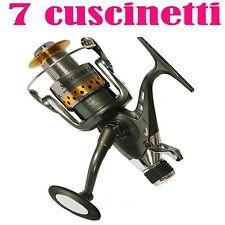 mulinello carson sensor frizione free runner pesca carpfishing carp fishing mare