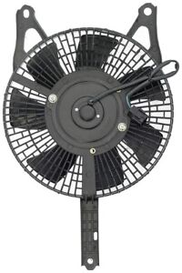 FITS 1990-1994 MAZDA PROTEGE 323 A/C CONDENSER COOLING FAN ASSEMBLY