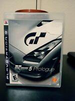 Gran Turismo 5 Prologue Ps3 CIB Same Day Ship Read Below
