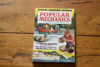 Popular Mechanics Magazine May 1960 Explore Wilderness Search Rare Stones