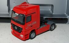 Herpa Mercedes-Benz Actros 1860 rot SZM IAA 2008 Hannover 1:87 OVP (R1_2_25)