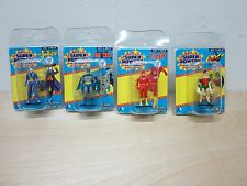 2016 GENTLE GIANT SUPER POWERS BATMAN ROBIN JOKER FLASH MICRO FIGURES SERIES SET