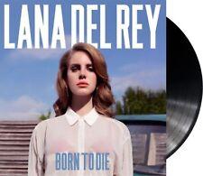 "Lana Del Rey ""born to die"" Vinyl LP + MP3 Album 2012 Gatefold Sleeve"