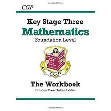 KS3 Maths: Workbook (Without Answers) - Levels 3-6 (Workbooks), Richard Parsons