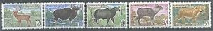 Cambodia, 1972, Sc# 295-300, Domestic Animals, full set, MNH