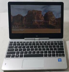 HP EliteBook Revolve 810 G2 Core i5-4310U 2.6GHz 12GB Ram 256GB SSD Win 10 Pr