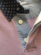 Harmont & Blaine Purple Lilac Lavender Polo Shirt Size XS S