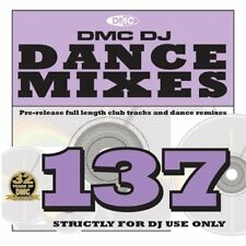 DMC Dance Mixes Issue 137 Music DJ CD Club Tracks & Dance Remixes