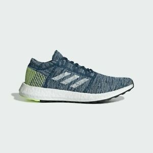 NEW Adidas PUREBOOST GO B37804 Men's 11 Running Shoes Blue White Ultra Pure