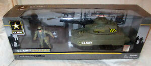 Excite US Army Tank Playset NEW IN BOX!