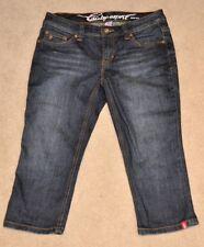 Women's edc by Esprit crop jeans, size 28