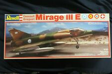 REVELL 1/32 MIRAGE III E 1963 ORIGINAL ISSUE FACTORY SEALED MINT OOP