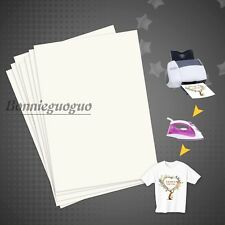 20X Inkjet Transfer Paper For Light-colored Cotton NEW