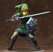 The Legend of Zelda: Skyward Sword-Link PVC figure Statue decoration Toys