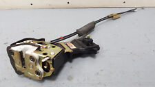 MAZDA 6 MK1 GG 02-07 PASSENGER NEARSIDE LEFT REAR DOOR LOCK MECHANISM GJ6E