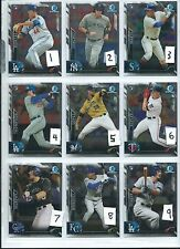 2016 Bowman Chrome RC Tom Murphy (11-7) + Bonus