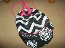 MARY KAY MAKEUP DRAW STRING BOOK GYM BAG BACK PACK NEW