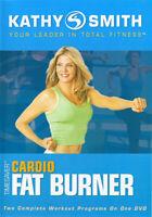 KATHY SMITH - TIMESAVER CARDIO FAT BURNER NEW DVD