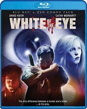 WHITE OF THE EYE New Sealed Blu-ray + DVD