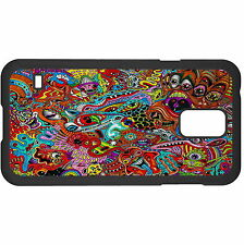 Psychedelic Hard Case Cover For Samsung New