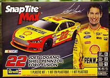 2015 Ford Fusion NASCAR # 22 pennzoil shell, 1:24, Revell 1473 nuevo 2016 nuevo nuevo