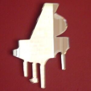 Piano Acrylic Mirror (Several Sizes Available)