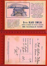 Ditta Blasi Emilia Fabbrica di Strumenti per Pesare e Misurare  - 19455