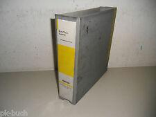 Werkstatthandbuch IVECO EuroTech Cursor, Stand 1998