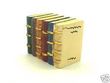 Puppenhaus 1:12 Bücher Buch Bücherset 1:12 #5AA22-25