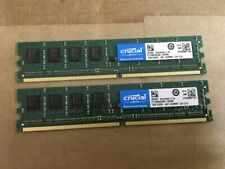Crucial Technology 2GB PC2-5300 DDR2 SDRAM DIMM Kit CT2KIT12864AA667 ✅❤️️✅ NEW