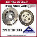 CK9772 NATIONAL 2 PIECE CLUTCH KIT FOR FORD FIESTA