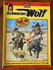 SCHWARZER WOLF - SAMMELBAND - Nummer 2 - Bastei Verlag - sehr guter Zustand