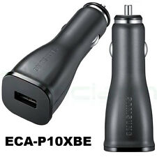 Caricabatterie auto originale SAMSUNG ECA-P10XBE alimentatore carica batteria