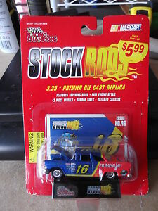 Stock Rods by Racing Champions #16 PRIMESTAR issue #46
