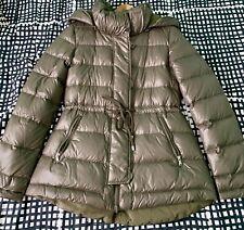 PATRIZIA PEPE Authentic Designer Down REVERSIBLE Jacket, SZ 44 EUR