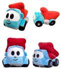 Musical Plush toy Russian Cartoon character Leo the Truck Грузовичок Лев