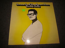 BUDDY HOLLY - BROWN EYED HANDSOME MAN LP EX GERMAN PRESS