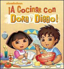 A Cocinar con Dora y Diego! Nickelodeon