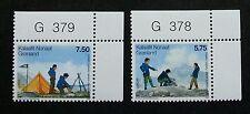 Greenland Scout 2007 Camping Boy Uniform Scouting Jamboree (stamp plate) MNH