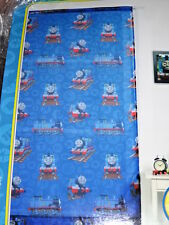 Thomas & Friends Rod Pocket Sheer Single Curtain BNIP 140cm x 213cm Tank Engine