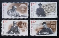 China Stamp 2020-20 Scientists of Modern China (8th Set) MNH