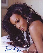 Vivicia  Fox  :     Actress ,  Signed Photograph
