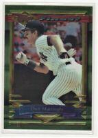 1994 Topps Finest Don Mattingly  Card  #392