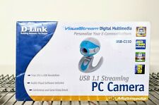D-Link DSB-C110  StreamingPC Web Cam/Camera *New in Box*